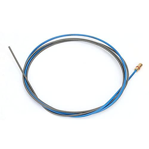 Alambre flexible de la soldadura del MIG, alambre de la base del flujo de alambre de la alimentación de la máquina de calidad del alambre de la vida de servicio cobre para la máquina de soldadura OTC