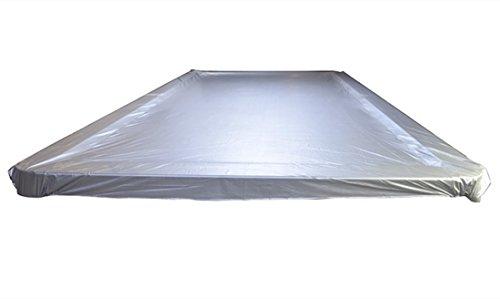 Weichster-Copertura per tavolo da biliardo/Snooker, peso, di plastica, impermeabili