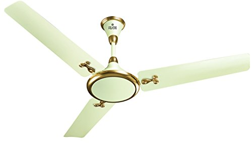 Polycab India Glory 1200mm Ceiling Fan (Pearl Ivory)