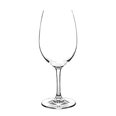 12-ounce Unbreakable Wine Glasses-100% Tritan Plastic Stem Wine Glasses, set of 6clear color,Dishwasher Safe,BPA Free