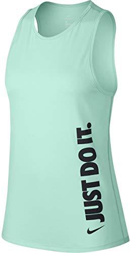 Nike Damen Dry DFC Tom Tanktop, Igloo, L