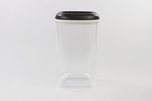 TUPPERWARE Clear Collection 1,3 L Crystal noir transparent