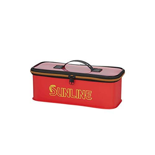 サンライン(SUNLINE) 仕掛けBOX SFB-108 レッド 30cm