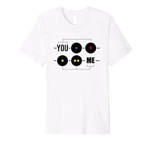 Squash Ball T-Shirt Racquetball ...