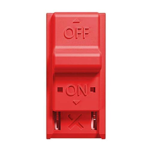 RCM Clip Jig Switch RCM JigSwitch Kurzer Anschluss Short Connector für Nintendo Switch (Rot)