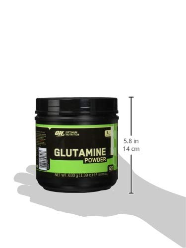 Optimum Nutrition Glutamine Powder, 1er Pack (1 x 600 g) - 4