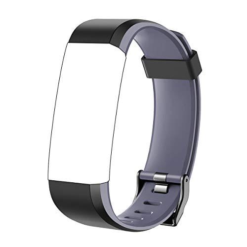 CHEREEKI Pulsera Actividad, Fitness Tracker IP68 Impermeable Monitor de