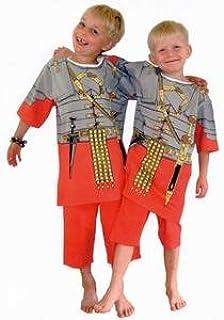 Play and Wear Pijama legionario Romano 7 – 8 años: Amazon.es ...