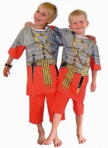 Play and Wear Pijama legionario Romano 7–8años