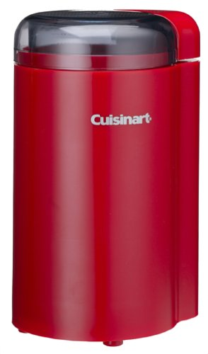 Cuisinart Coffee Grinder, Red