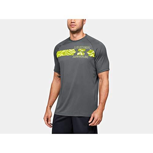 Under Armour 1352052-012_XL, Camiseta De Las Mujeres, Multicolore, XL