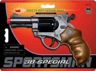 Sportsman 38 Special Air Soft Pistol Toy Gun with 20 Ammo