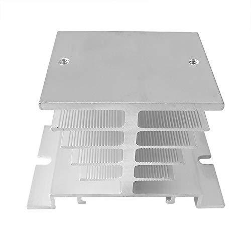 SSR Heat Sink compatible for SSR-25 DA SSR-25AA SSR-40 DA SSR-40 AA (Heat Sink)