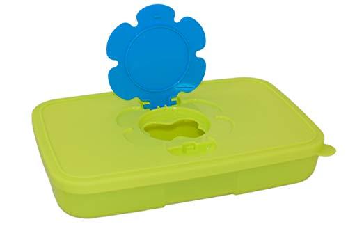 Tupperware® Feuchttücherbox klein 650 ml für WC-Tücher Abschminktücher Baby Kind