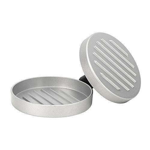 LIKJ Molde para prensas de Carne, para Hacer Hamburguesas, Apto para lavavajillas, antioxidante para Empanadas de Salchichas, Hamburguesas,