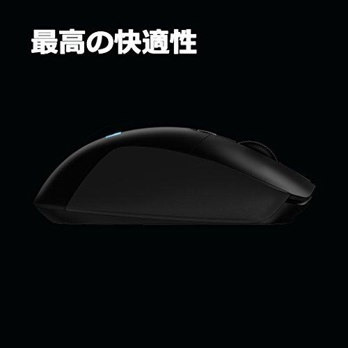 『【PUBG JAPAN SERIES 2018推奨ギア】LOGICOOL ロジクール G403 Prodigy ワイヤレスゲーミングマウス G403WL』の6枚目の画像