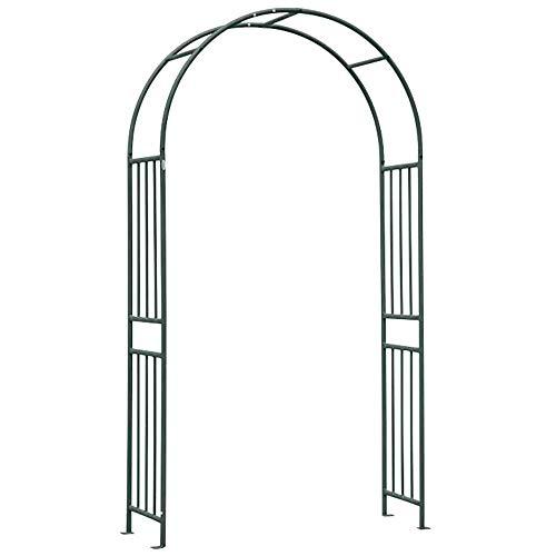 rama Arco da Giardino in Ferro 40x120xH218cm Arch Antracite