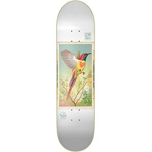 Emillion Skateboard Deck Avis, Größe:8.125, Farben:Sun Bird