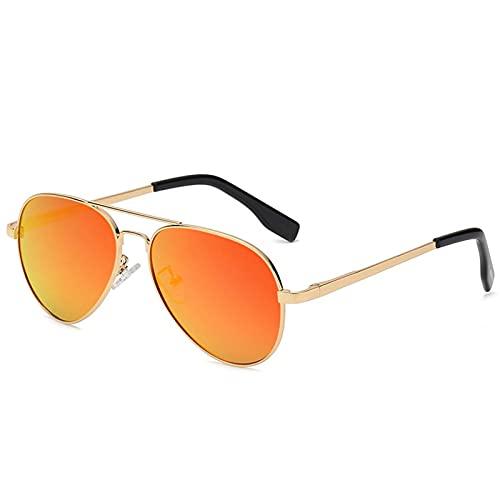 ROCK PUNK POLARIZADO Gafas de sol Color Cine Gafas de sol Sapo Espejo Moda Sombra Gafas de sol al aire libre (Color : I)