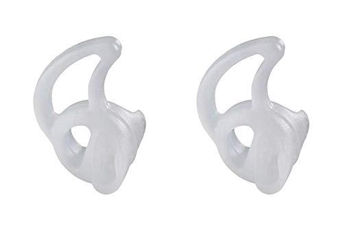 Tactical Ear Gadgets FIN Ultra Left/Right Open Ear Insert Earmold Earpiece, S/M/L (Large, 2pk)