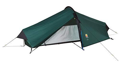 Wild Country Tent Zephyros 1 Zelt, grün, Einheitsgröße
