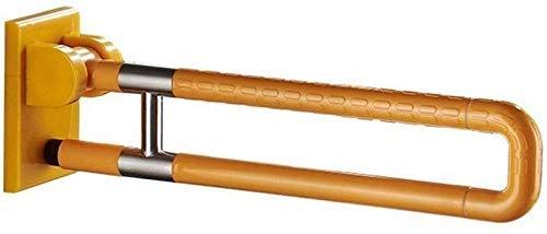 Busirsiz Barras de escalera 'el apoyo de baño barra de seguridad de rampa de wc' Bares ducha ducha de la manija de la manija de los apoyabrazos del baño, tipo U for personas de movilidad Lesiones Supe