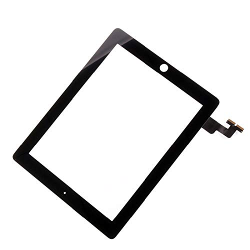 Screen replacement kit 9.7'digitzer fit for ipad 2 touch screen ipad2 a1395 a1396 a1397 touch screen digitizer glass sensor panel tablet parts Repair kit replacement screen