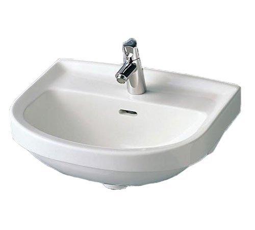TOTO 壁掛小形洗面器 ホワイトグレー L210C#NG2
