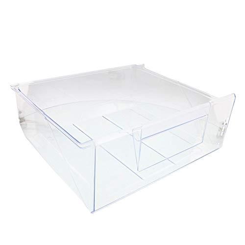 AEG Electrolux 264701701 2647017017 ORIGINAL Schublade Behälter Lebensmittelschale Ablageschale Gefrierkasten 396x158x363mm Gefrierschrank Tiefkühlschrank auch Zanker IKEA