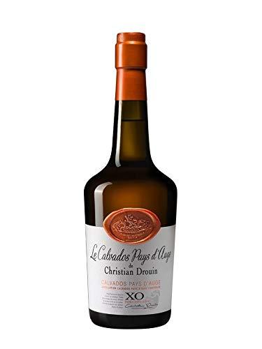 Christian Drouin XO Calvados Pays d'Auge 40% 0,7l Flasche
