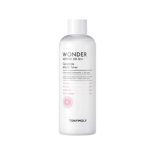 TONYMOLY Wonder Ceramide Mocchi Toner, 17 oz