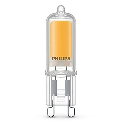 LED (monocolore) Classe energetica: A++ (A++ - E) Philips Lighting Classic 75840000 G9 Potenza: 2 W Bianco caldo