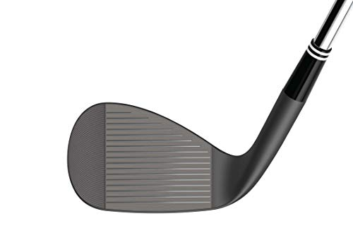 Cleveland Golf Men's RTX 4 Wedge Black Satin Finish 54 Mid Black Satin Wedge, Right Hand