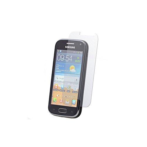 PhoneNatic 4er-Pack Bildschirmschutzfolien klar kompatibel mit Samsung Galaxy Ace 2