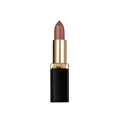 L'Oréal Paris Colour Riche Matte Lipcolour, Matte-Cademia, 0.13 oz.