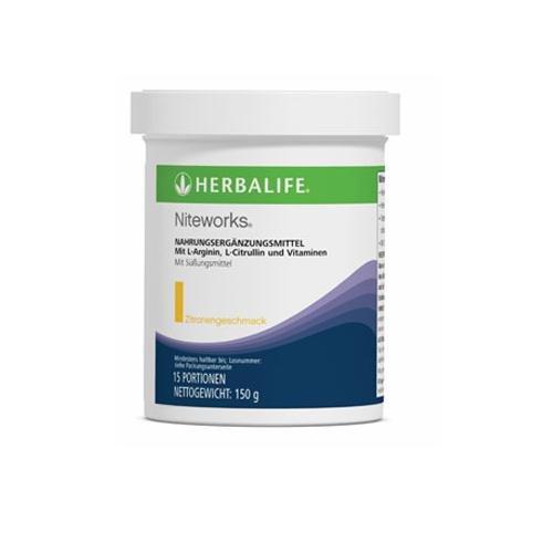 Herbalife Niteworks - mit L-Arginin, L-Citrulin und Vitaminen - 150 g