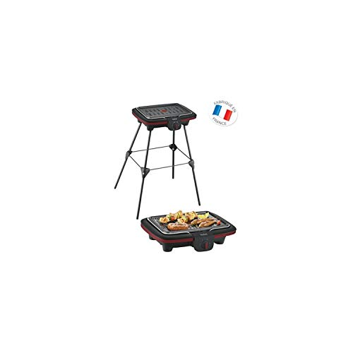 Tefal CB902O12 Barbecue Electrique Easy Grill Contact...