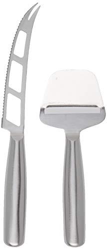 Cheese Knife Slicer Set, GikPal Cheese Plane Cutter Stainless Steel Fruit Veggie Knife/Sliver