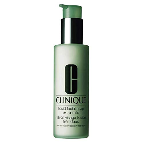 Clinique Liquid Facial Soap Extra-mild, 1er Pack (1 x 200 ml)