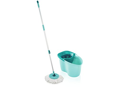 Leifheit 7110-Set Clean Twist Disc mop, Compuesto, Multicolores, 47x31x30 cm
