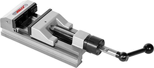 Schnellspann-Schraubstock mit Einhandbedienung 110 mm