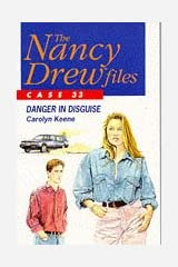 Nancy Drew Files 33: Danger in Disguise Pb Paperback