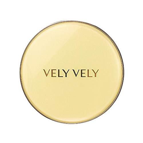 VELYVELY [Vely Vely] Aura Honing Glow kussen (Refill Only) (2018 Gezondheid & Beauty Award) LSF 50 Pa ++23 Natuur