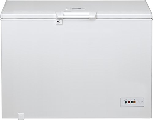 Bauknecht GT 219 A3+ Gefriertruhe / A+++ / Gefrieren: 215 L / Energieverbrauch: 120 kWh/Jahr / Innenbeleuchtung / ECO Energiesparen / Kindersicherung