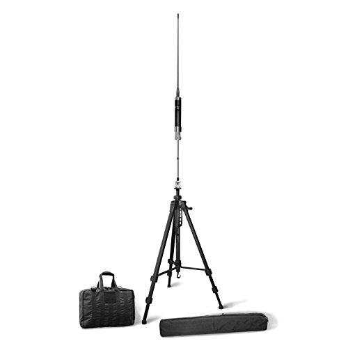 Super Antenna MP1LX Tripod HF 40m-10m Portable HF Antenna with Go Bags ham Radio Amateur