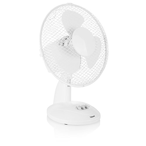 Ventilador de mesa Tristar VE-5923 – 9 pulgadas – Oscilante – Blanco
