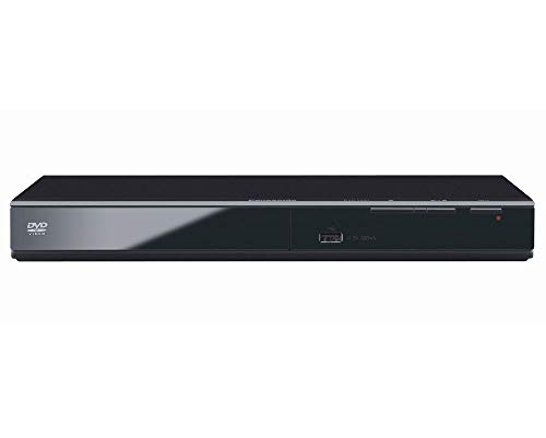 パナソニック Panasonic DVD-S500【国内仕様 HDMI非搭載モデル】 リージョンフリーDVDプレーヤー(PAL/NTSC対応) 全世界のDVDが視聴可能 ディーガで地デジ番組を録画したディスクも再生可能(CPRM対応)【完全1年保証 3年延長保証対応 販売店限定保証書/世界のリージョンコード&映像方式ガイド/ディスククリーナー 付属】