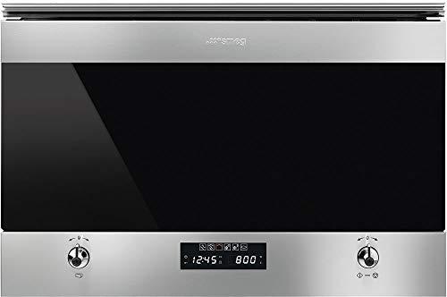 Smeg MP322X1 - Horno de microondas (850 W)