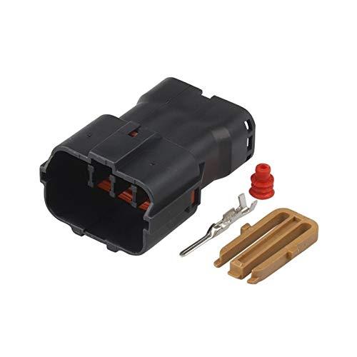 Yuquanxin 100 Kits Manera Adaptador MG640341 MG610339 KET 8 De Clavijas De...