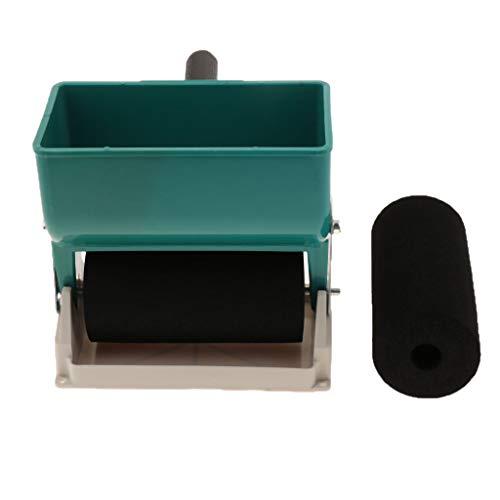 Bonarty Handkleber Leimwalze Leimroller Leimauftragswalze Leimauftraggerät Für